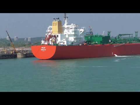 Polar,  LPG Carrier at Fawley