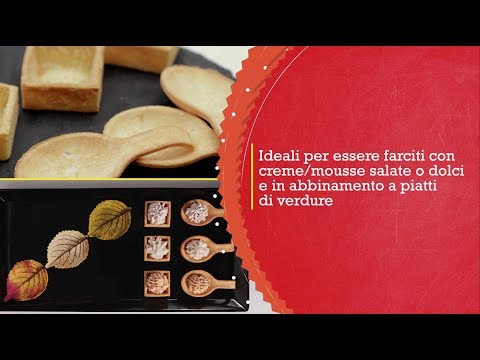 Decorazioni salate / finger food