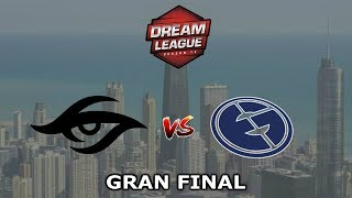 Team Secret vs Evil Geniuses - [GRAN FINAL] DreamLeague Season 13 Dota 2