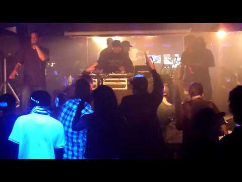 Rascalz - Really Livin (Live) @ Studio 10/19/12