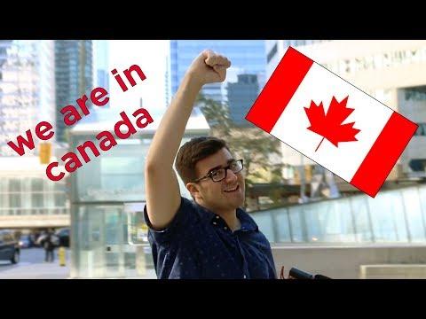 Gus & Eddy Go To Canada