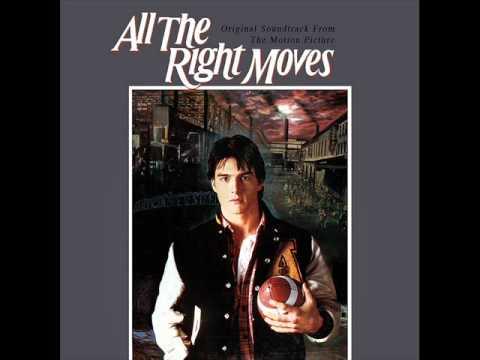 Jennifer Warnes & Chris Thompson  ALL THE RIGHT MOVES