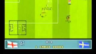 John Barnes European Football Atari st