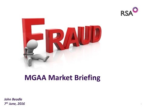 Fraud - don't get caught out !  RSA Insurance Plc