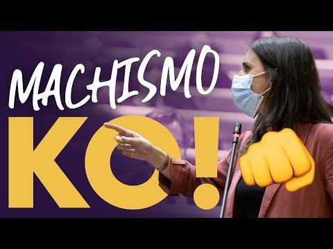 😡 El PP ATACA CON MACHISMO y la Ministra de Igualdad 🇪🇸 les deja K.O en el Senado