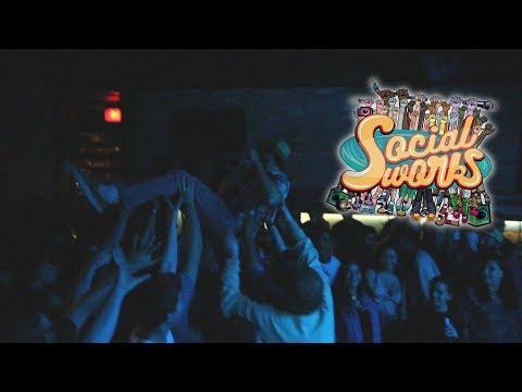 Palmer Squares at Logan Bar! Social Works Chicago!!