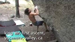 Dean Potter: King Air (First Ascent)