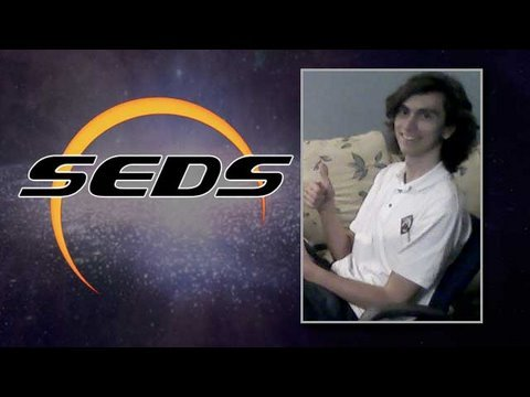 Spacevidcast Live - Grant Atkinson, Director Chapter Affairs for SEDS-USA