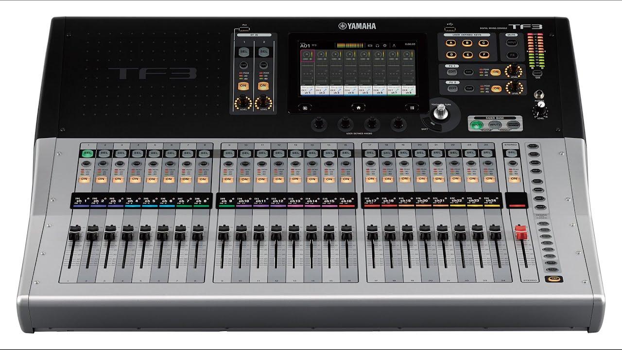 Yamaha TF5 Digital Mixer | Sweetwater