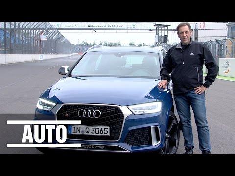 Audi RS Q3 Performance - SUV im BILD Härte-Test