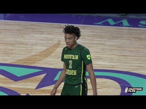 Top 10 Recruit In 2019 Trendon Watford Highlights @ The City of Palms Classic!