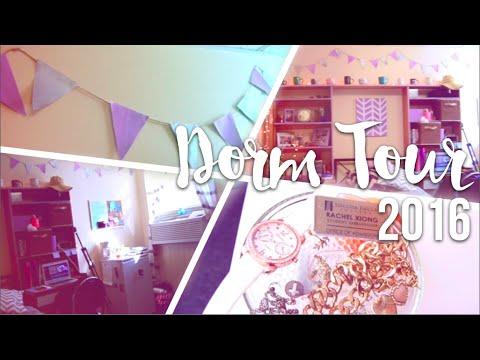 dorm bathroom tour 2016 sophomore youtube - Magenta Bathroom 2016