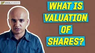 What is Valuation of Shares ?