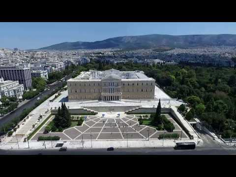Syntagma, Athens City Center Things to see - An Aerial view