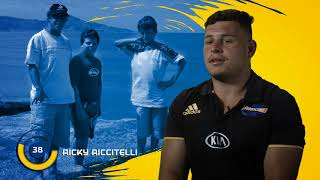 Canes 60 Exclusive: Ricky Riccitelli