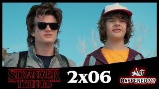 "STRANGER THINGS 2x06 Recap: ""The Spy"" (Season 2 Episode 6) | What Happened?!?"