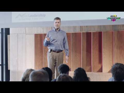Agile Leadeship Day 2017 by SE-Consulting | Pete Behrens