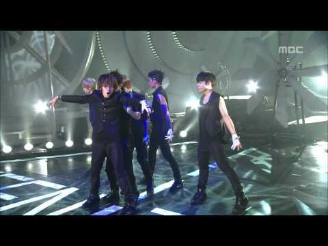 TEEN TOP - Clap, 틴탑 - 박수, Music Core 20100710