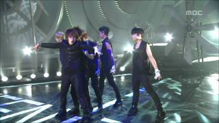 TEEN TOP - Clap, 틴탑 - 박수, Music Core 20100710