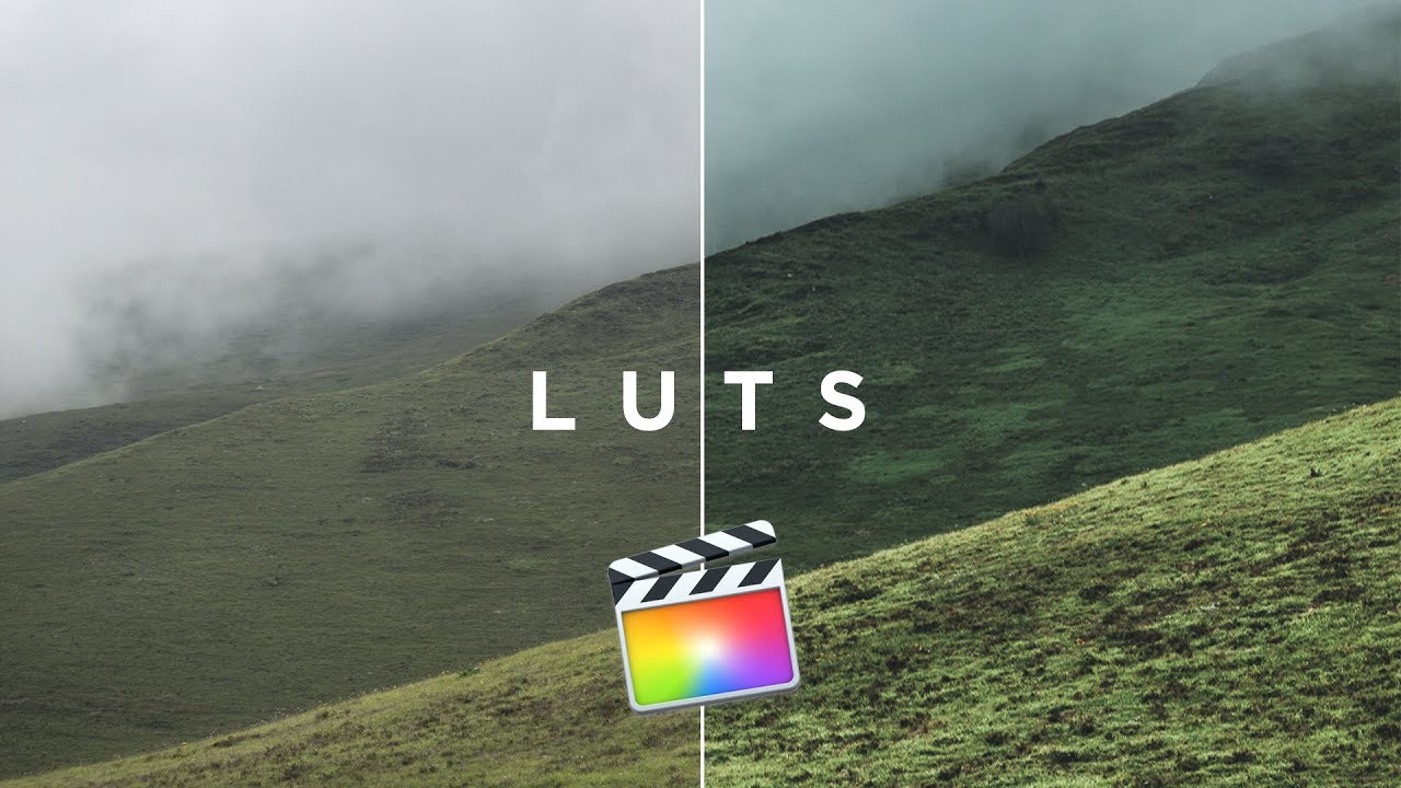 How To Apply Luts Final Cut Pro X Fcpx For Cinematic Look Free