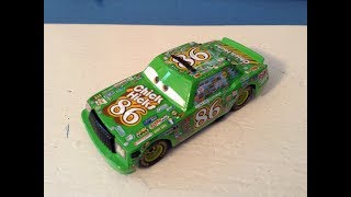 Disney Cars (Cars 3) Chick Hicks Custom Review
