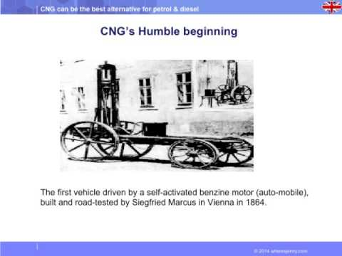 CNG- The Only Alternative