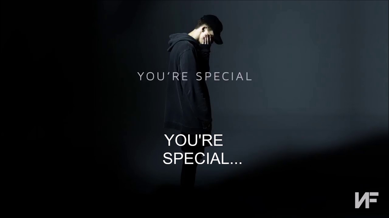 Download NF- You're Special (Lyric Video)