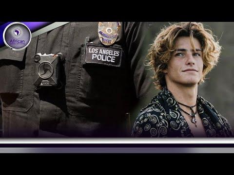 Privilege 101-Brad Runs 2 LAPD Cops Off The Block