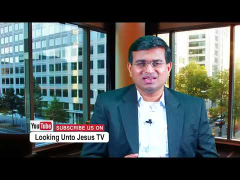A HARVEST APPOINTED FOR YOU I PASTOR JOSHI VARGHESE I LOOKING UNTO JESUS I