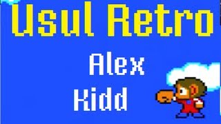 Alex Kidd in Miracle World : Spoil [Usul Retro]