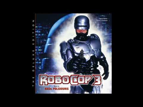 Basil Poledouris   Robocop 3 The Deluxe Edition