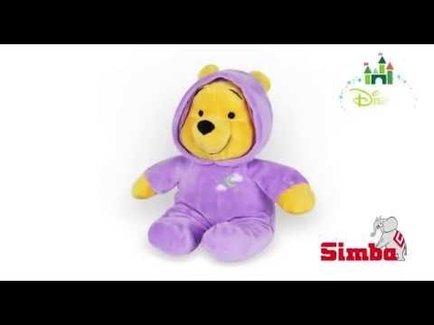 Disney Baby Winnie Puuh Schlummerlicht - SIMBA - YouTube