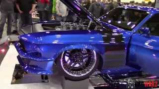 1969 Ford Mustang At Autorama 2015