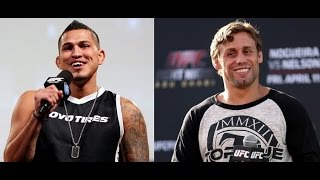 UFC 177: Fight Club Q&A with Pettis and Faber