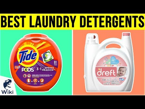 10 Best Laundry Detergents 2019
