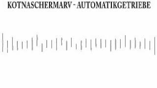 Kotnaschermarv - Automatikgetriebe