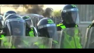 UK Police State Show the world our democracy