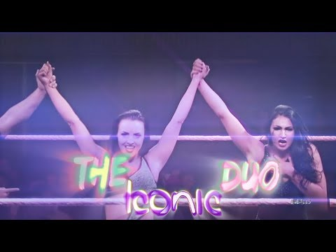 The Iconic Duo (Billie Kay & Peyton Royce) Entrance Video (V2)