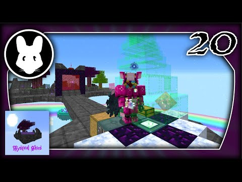 Let's Play Mystical Skies Ep 20 Bifrost Freezer