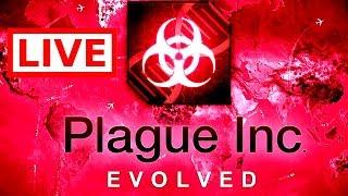 🔴 REDIFFUSION -  Plague Inc Evolved FR [10/10/18] !