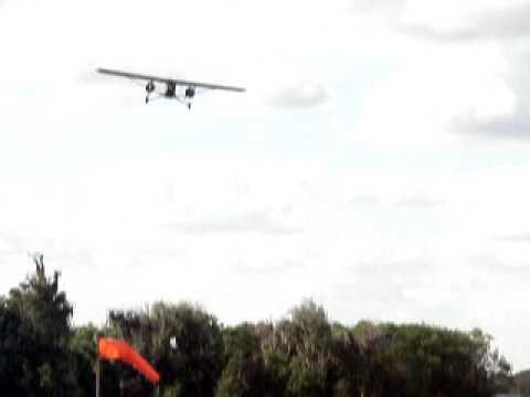 Stinson Tri-motor Flyby Part 2