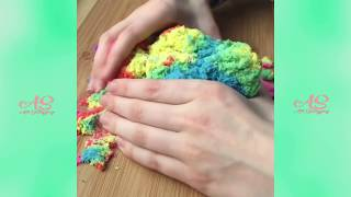 EXTREMELY SATISFYING CRUNCHY KINETIC SAND - ASMR & CRUNCHY