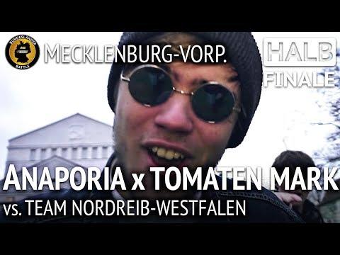 Anaporia x Tomaten Mark [MV] vs. Team Nordreib-Westfalen [NRW] RR   BLB Halbfinale