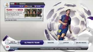 FIFA 13 ULTIMATE TEAM FREE 2000+ FIFA POINTS! GLITCH!