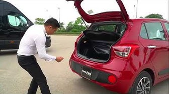 Phân tích và Đánh Giá Hyundai Grand I10 2018 - Hyundai Phạm Văn Đồng