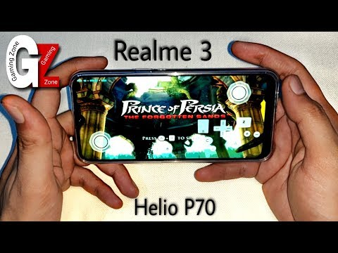 Prince Of Persia: The Forgotten Sands Gameplay In Realme 3 | Helio P70