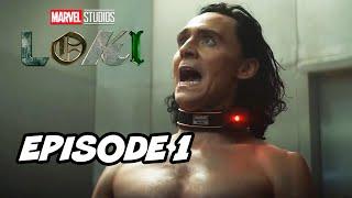 Loki Episode 1 Marvel TOP 10 Breakdown and Ending Explained Thumb