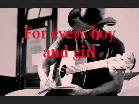 Tim McGraw - Christmas All Over The World (with lyrics)