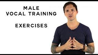 Vocal Training Exercises Male