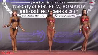 2017 IFBB World Championships JUNIOR Bikinifitness OVERALL